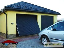 BRAMA GARAŻOWA NA KAŻDY WYMIAR drzwi garażowe transport gratis ŁÓDZKIE
