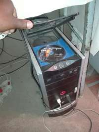 Image of Standing pc