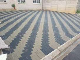 Cement Bond Paving supply and fit in all areas around Cape Town