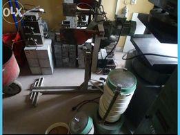 Laboratorium do badania jakości betonu