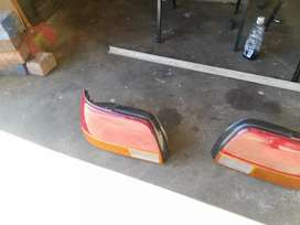 Corolla taillights 1997 to 1999