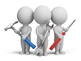 Serwis i naprawy maszyny do przecisków, urządzeń przeciskowych, kretów