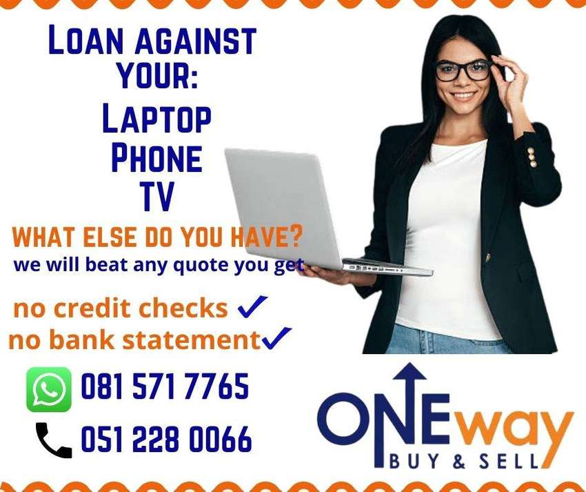 Loan against your valuables