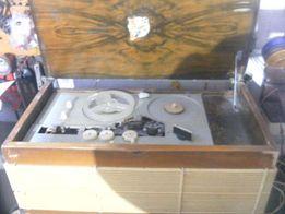 Магнитофон ДНЕПР-12 . 1966 год выпуска.