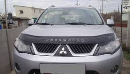 Spoiler Osłona Maski Przód Mitsubishi Outlander XL