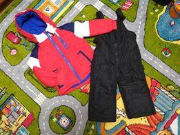 Зимовий комбінезон 2 р. Із США куртка штани