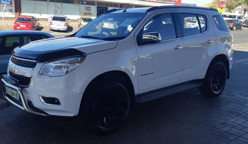 2013 Trailblazer 2.8 for sale 0