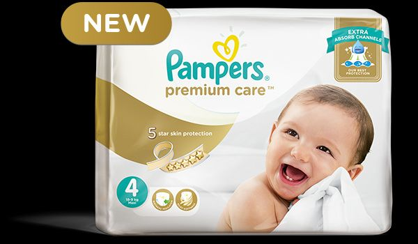 900руб! Подгузник Pampers (памперс) Premium Care (Премиум Кеа) 2,3,4,5 Донецк - изображение 3