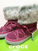 Crocs Новые! осень- зима 6 и 7 размер