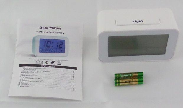 Cyfrowy zegarek, termometr, budzik, timer - 3 kolory - NOWE Augustów - image 8