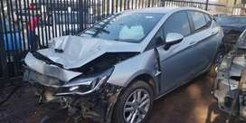 OPEL ASTRA (K) 2007 STRIPPING FOR SPARES