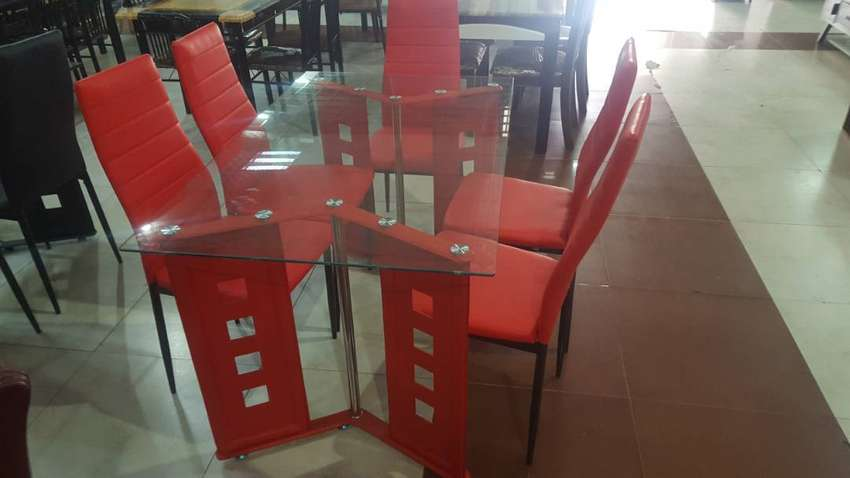 dinning table with chair 0