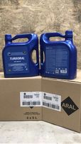 Масло моторное полусинтетическое Aral Turboral SAE 10W-40 (20 литров)