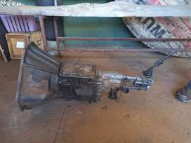 3.0 ford v6 engine and 5 speed gearbox for sale