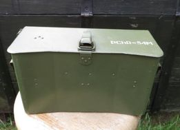 Wojskowe pudełko