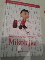 Najnowsze przygody Mikołaj Na podstawie książek Gościnny'ego i Sempég