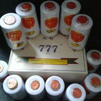 22 грн Нитки 777 швейные, для шиття, для шитья для оверлока
