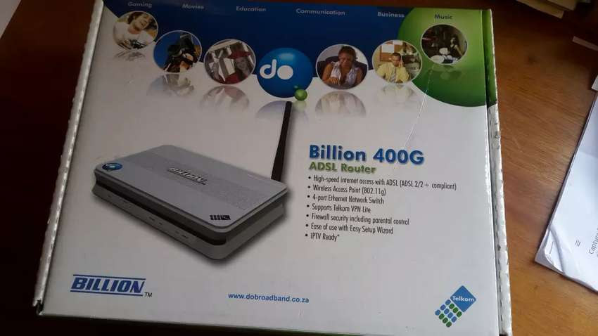ADSL ROUTER 0