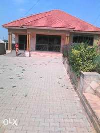 Kisassi nice four bedrooms bungaloo for sell at 309m 0
