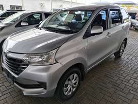`2017 Toyota Avanza 1.5 SX-7 Seater-Only R199900