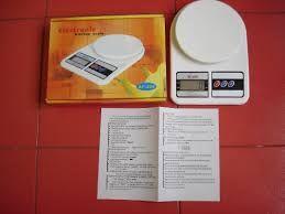 Весы кухонные Sf-400. До 10 кг.