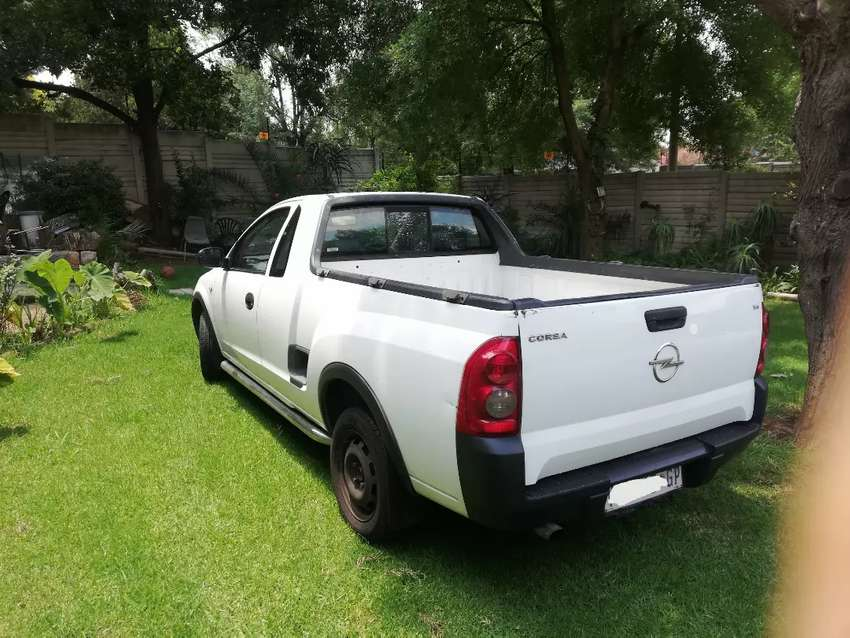 Opel corsa utility 1.4 for sale 0