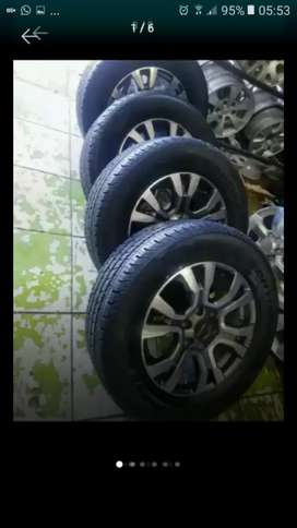 18Inch FORD RANGER Magrims &Tyres 265/60R18 A Set Of Four On Sale