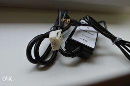 aux кабель для штатной магнитолы Toyota Daihatsu Scion с 98-11 г.в.