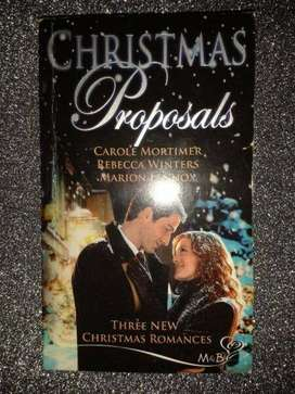 Christmas Proposals - 3 in 1 - Mills & Boon.