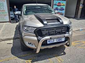 Ford ranger xlt 3.2 model 2019 mileage 48000