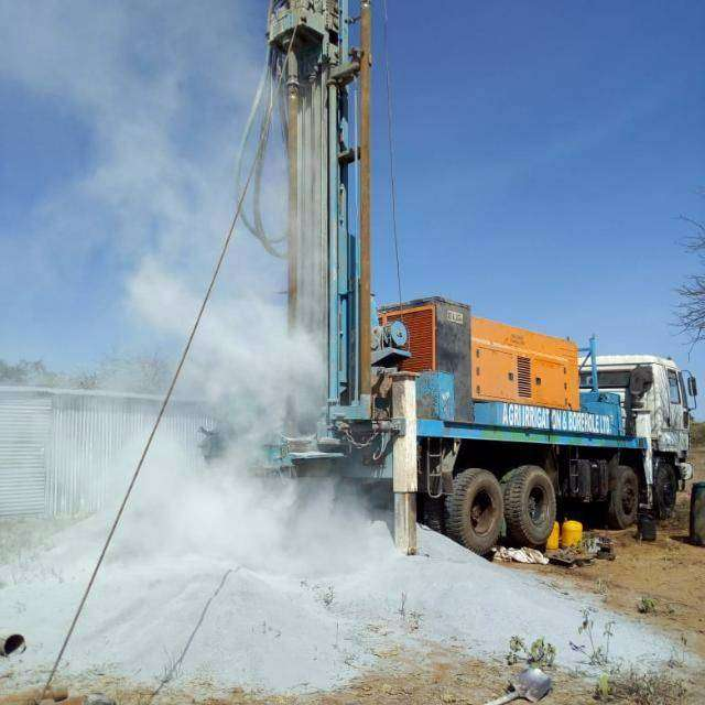 Borehole drilling and services 0