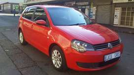 VW Polo Vivo 2014 Sparekey leather seats in Excellent condition