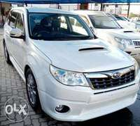 Subaru Forester S-Edition 201 0