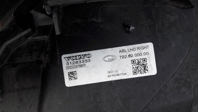 Lampa przednia prawa Volvo V40 V-40 Xenon Reflektor prawy 2012 i 2013 Lubin - image 2
