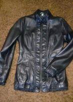 Курточка, хороший кожзам