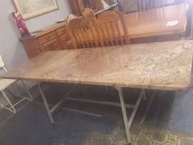2metre Marble table
