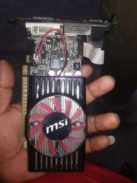 Msi 2 gig graphic card