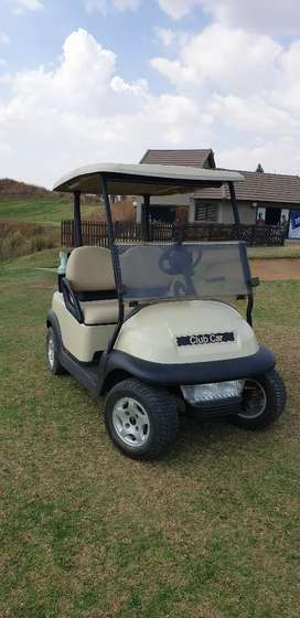 Club precedent golf cart