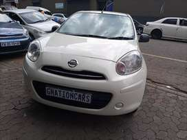 Nissan micra 1.2 manual 2014 model for SELL