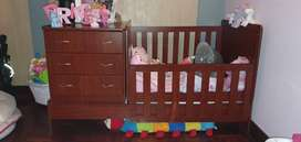 Convertible Baby Room Set