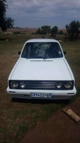Golf very neat and running 1300 engine 4 speed gearbox