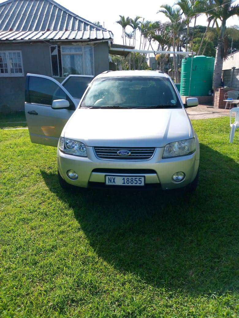 A FORD TERRITORY SUV for sale, had it for two years