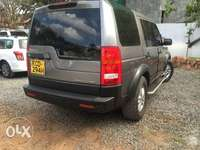 Discovery 3 TDV6 HSE Leather Double Sunroof 3000cc Diesel dicovery 4 0