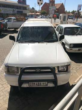 Toyota Hilux 2700i one owner