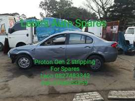 Proton Gen 2 stripping for Spares