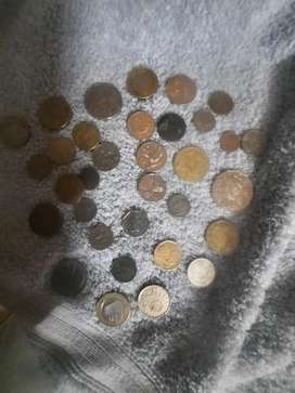 Australian coins and others
