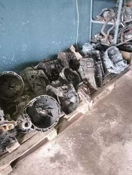 Renault gearbox and engines for sale