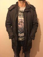 Куртка зимняя мужская размер M-L