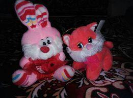 Мягкие игрушки детские