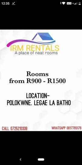 Single rooms, becholor rooms